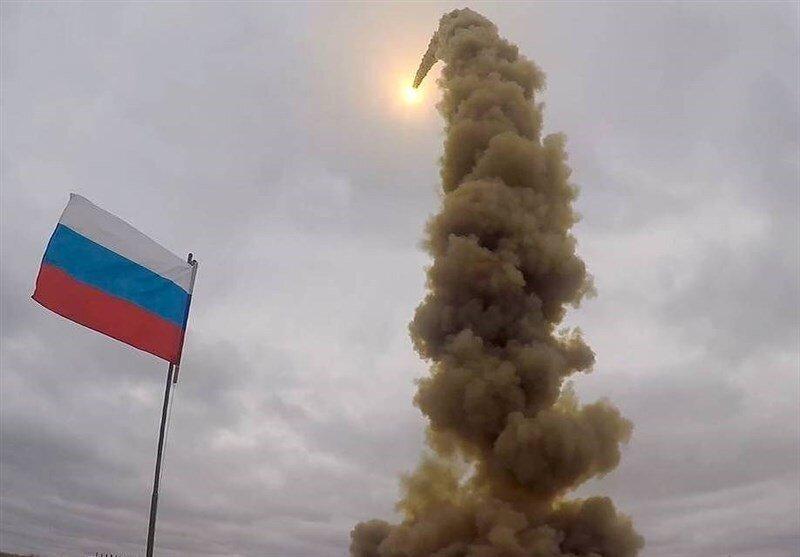 موشک جدید روسیه