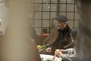 تصاویر سریالی از پرویز پورحسینی که هنوز پخش نشده است