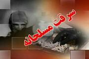 سارق مسلح در عملیات پلیس کرمان به دام افتاد
