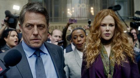 زوج ثروتمند، غریبه اغواگر و یک جنایت | سریال فروپاشی با بازی نیکول کیدمن و هیو گرانت