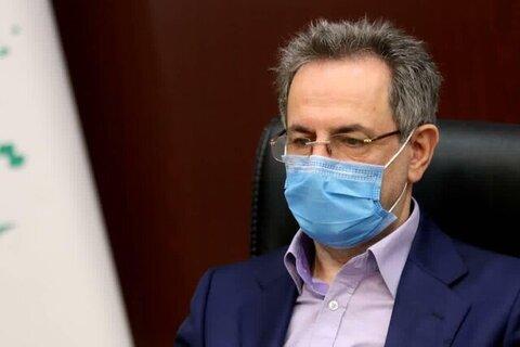 استاندار تهران: روند شیوع کرونا صعودی شده است | افزایش تعداد بستریشدگان زیر ۱۰ سال کرونا