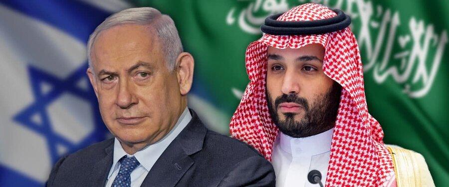 بن سلمان نتانیاهو