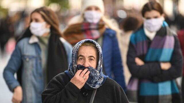 کرونا در ترکیه
