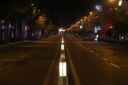 تصاویر | بیرجند پس از ساعت ۲۱