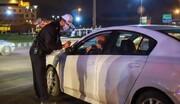 برخورد با خودروهایپلاک مخدوش از ۹ شب تا ۴ صبح | مجرمان به دادگاه معرفی میشوند