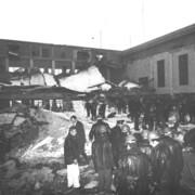 مهرآباد در برف و خون