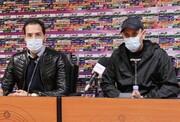 گل محمدی: سیاست ما برای ترکیب فیکس پرسپولیس عوض شده است