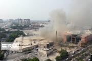 انفجار در بجنورد به ۱۴ خانه خسارت زد