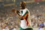 مهاجم سابق سنگال و زننده گل افتتاحیه جام جهانی ۲۰۰۲ درگذشت