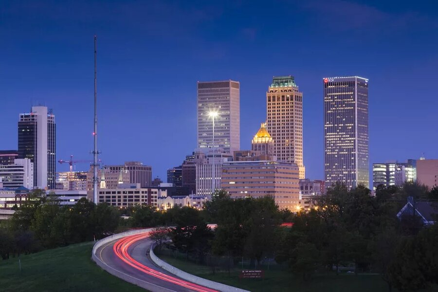 Tulsa - USA  - آمریکا