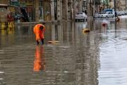 وضعیت آبگرفتگیها در مناطق آسیبدیده خوزستان چگونه است؟