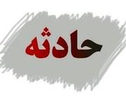 ویدئو | ۱۴ مصدوم در تصادف اتوبوس با تریلی در عوارضی قزوین - کرج