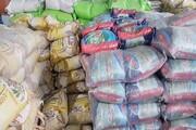 کشف ۱۲ تن برنج احتکارشده در یاسوج