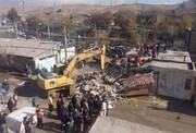 مرگ سه نفر با ورود کامیون به خانه در پردیس