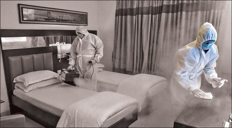 هتل - قرنطینه