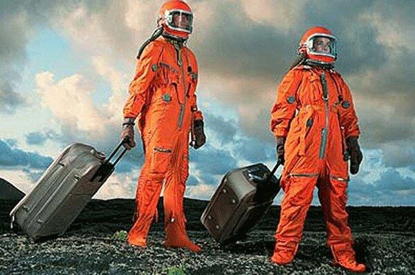 تاثیر سفرهای فضایی بر سلامت فضانوردان