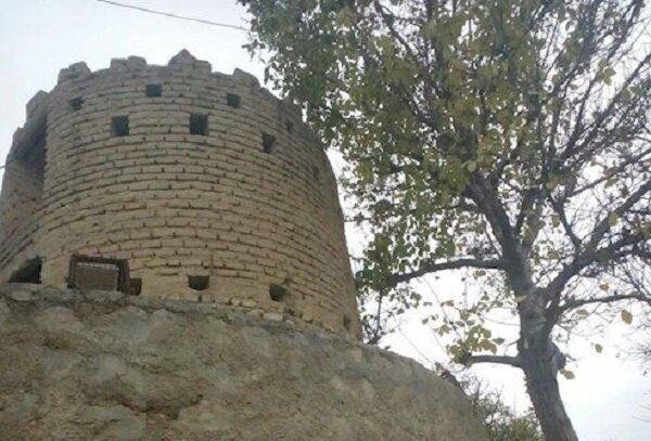 برج تاریخی روستای شال خلخال مرمت شد