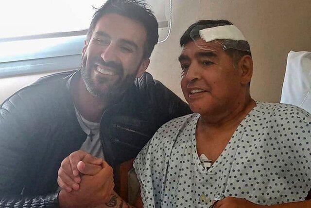 پزشک مارادونا