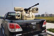عکس |  شهید فخری زاده با استفاده از این سلاح ترور شد؟ | همه چیز درباره تیربار اتوماتیک