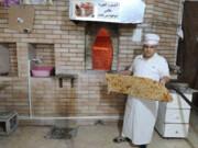 خاطرات شاطر یوسف یوسفی | نانوایی به رسم پهلوانان