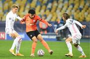لیگ قهرمانان اروپا | شکست تلخ رئال مادرید در اوکراین
