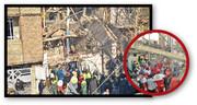 صبح وحشت در خرمآباد | انفجار مهیب در ساختمان مسکونی ۲ کشته و ۹ مصدوم بر جا گذاشت
