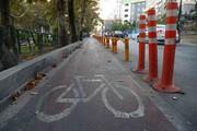 خیابان شریعتی صاحب مسیر دوچرخه میشود
