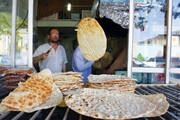 ویدئو | تنور داغ کرونا در صف نانواییها