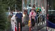 آمار جدید کرونا در ایران؛ ۱۳۶۲۱ بیمار جدید | فوتیها در آستانه ۵۰ هزار نفر | ۶۴ شهرِ قرمز