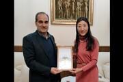 راهاندازی کتابخانه دیجیتال زبان چینی در دانشگاه تهران