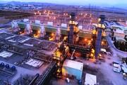افتتاح نیروگاه بخار با حضور ویدئوکنفرانسی رئیس جمهوری در مشهد