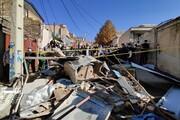 جزئیات نهایی خسارت در حادثه انفجار خرمآباد اعلام شد