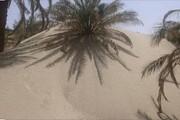 روستاهای ریگان زیر شن و ماسه | ۱۶ روستا خالی از سکنه شد