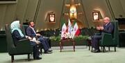 قالیباف جواب روحانی را داد | هول نشدهایم؛ ۷ سال است منتظریم | میخواهیم با خاطره خوش با دولت خداحافظی کنیم