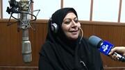 گوینده باسابقه رادیو کرمان بر اثر کرونا درگذشت