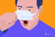آیا ماسک زدن تنفستان را سختتر میکند؟
