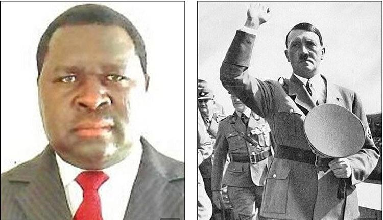 پيروزي آدولف هيتلر در ناميبيا