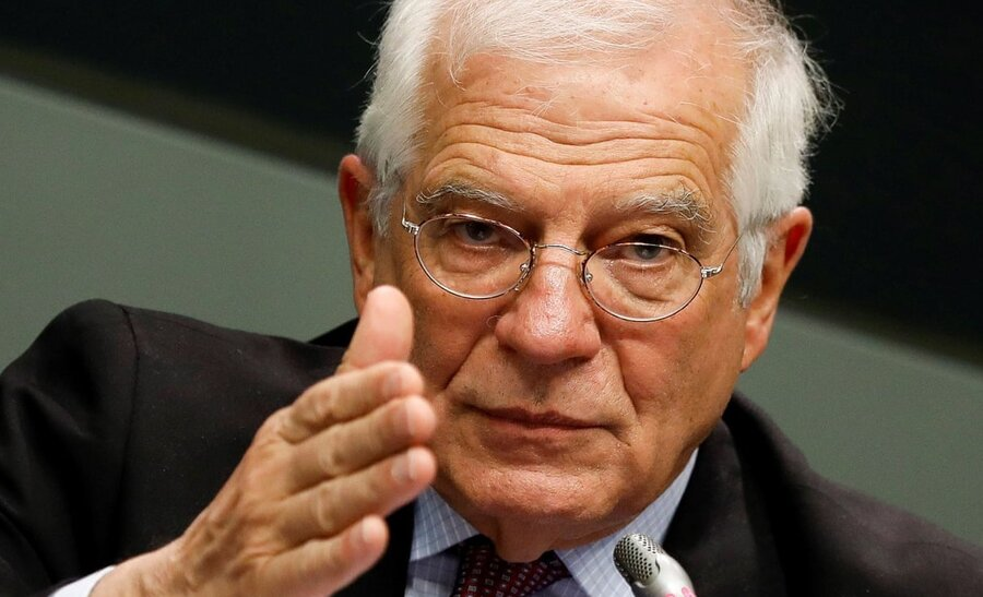 جوزپ بورل  Josep Borrell