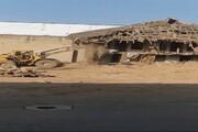 ویدئو | بنای تخریبشده در آمل ارزش تاریخی نداشت