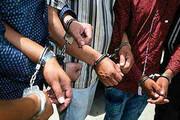دستگیری سارقان طلا و جواهر در ارومیه