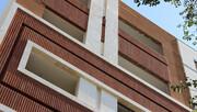 همه معیارها برای صدور مجوز نماهای ساختمانی | نمای ترکیبی آجر و سنگ اجباری است؟