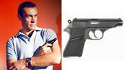 اسلحه جیمز باندی کانری ۲۵۶ هزار دلار فروخته شد