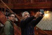 کارگردان سرخپوست مهمان سروش صحت میشود