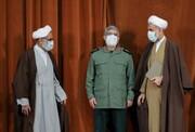 عکس | جدیدترین انتصاب در نیروی قدس سپاه
