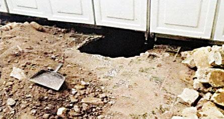 حفر تونل برای دزدی