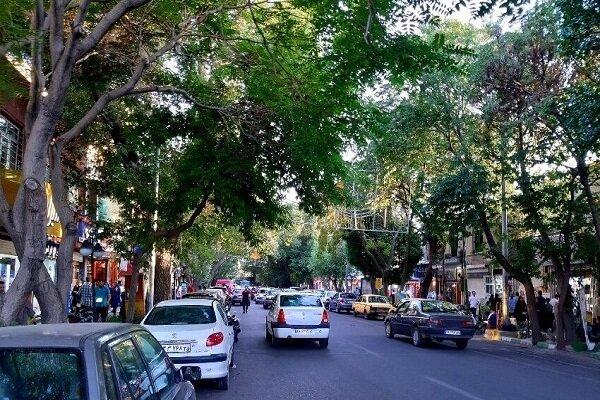 خیابان شریعتی تبریز