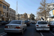 دسترسی به مترو صادقیه از خیابان شهید قبادی