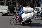 موتورسواران متخلف دیگر به پارکینگ نمیروند | ۱۰ هزار راکب کاور موتوریار پوشیدند