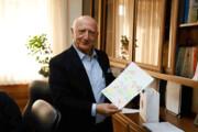 راهاندازی یک کتابخانه در بخش دیالیز بیمارستان غیاثی | نسخه شفابخش «بابا»