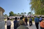 اعتراض دوباره تاکسیرانان کیش به ورود تاکسیهای اینترنتی